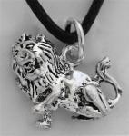 Anhänger ~ León ~  Kleiner Löwe - Silber - Windalf.de