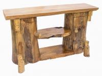 Hobbit Wurzel-Schränkchen ~ MURIELL ~ H: 52 cm B: 85 cm - Low-Board - Handgearbeitetet aus Holz - Windalf.de