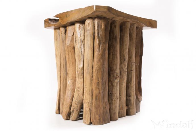 mittelalter sitz hocker riga unikat wurzelholz hobbit style st hle hocker bequeme. Black Bedroom Furniture Sets. Home Design Ideas
