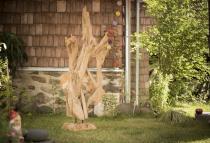 Wurzel-Holz Skulpturen - Holzkunst - Windalf